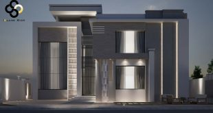 Private Villa Design in our modern style. Our design of a modern villa is distinctive and modern