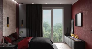 Project in Lviv. Bedroom for a young programmer17.5 sqm  The main task would be