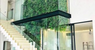 What do you think? Green Atrium designed by Marcelo Navarro Architects .⠀ .⠀ ,