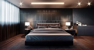 What do you think of this bedroom decoration? Follow to get more inspiration c