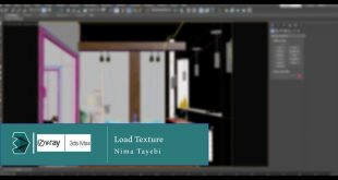 3dmaxxer The fifth lesson from the series  ----------------- Load texture -----------------