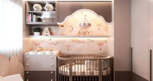 Baby's bedroom Visual of. , ,