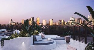 Port Melbourne rooftop Visual of. , , ,