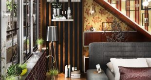 Render from  ( · · · hi i am bahman_rostami my new work Interior Design_bedroom