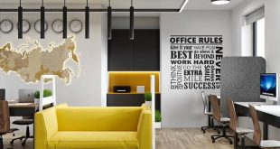 OFFICE SPACE , , Project visualization for the design studio MANHATTAN (g.