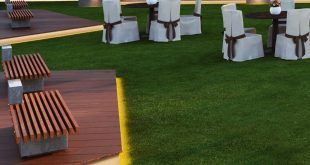 Outdoor photorealistic look with Corona Renderer classes started for &