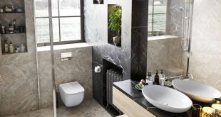 HOUSE CHALET. bathroom , , Visualization of a very interesting interior design for diz