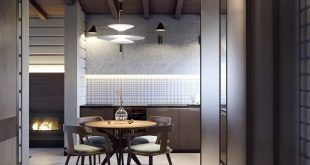 HOUSE FROM THE BRUS.KÜCHE - DINING ROOM In the guesthouse. , , Project visualization disc