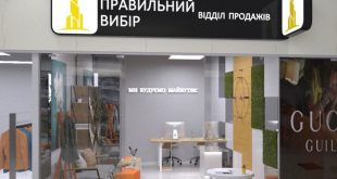 "Option 4; LCD: The right choice ""Sales Department"" Dnipro"