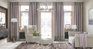 White armchair in the interior , , ,