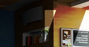 The beauty of wood and heavenly colors. Coming back soon, isa. 3ds max & corona. Near