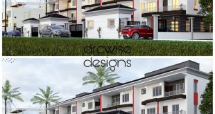 Architecture: made by | Project title: Proposed townhouse with 5 bedrooms