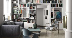 Habitat for book lovers. Discover BeInspiration 52 on our website! ,
