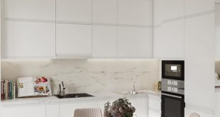 The kitchen looks so gentle for our customers from Lviv Area - 11.59 sqm Yes