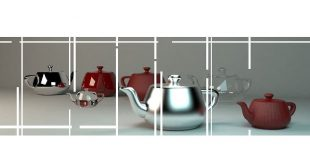 This year begins with teapots