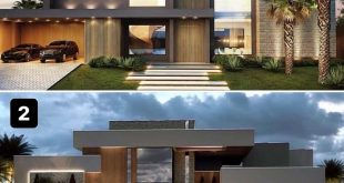 Which is your favorite? 1 or 2? Design 1 & by Érika Queiroz Design 2 & from Tânia Sc