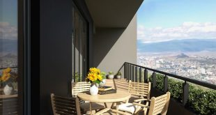 Would not mind having a terrace like this 3D rendering of. , , , , ,