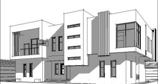 Contemporary home. Raw Revit. Unger Disability. , , , , ,
