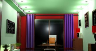 Residential modeling in max with trxturing + lights !! , ..First with !!