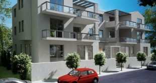 Under construction ... House in Kefalonia island