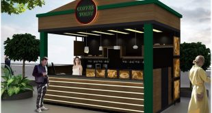 • Coffee Point Stand Design İzmir  , ,