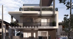 BUNGALOW RENDERING Software: 3dsmax | Corona | Photoshop Designed by: , , ,