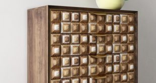 Chest of drawers with panels  Panel design: Platemaking: Design and optics
