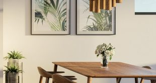 Close-up of the dining area of the Clovelly project. Just how wonderful to gat