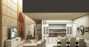 Foyer and living room , , ,