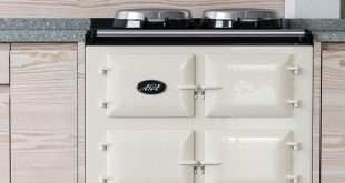 Have fun with the extravagant, lavish, but unbelievably photogenic AGA cooker
