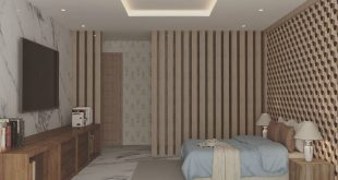 Master Bedrom & living room , , ,  Location: Denpasar- Bali Design 3D visual: