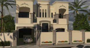 My new work Classic House 12 m height Delta Decor
