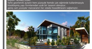 Project name: Villa Meer Location: Marmaris / Turkey Project year: 2017 Manufacturing company /