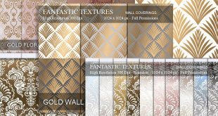 100 Unique LIMITED EDITION & # 39; Textures published today at Fantastic Textures
