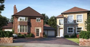 Do you have to present separate houses in single visual? Work for Bingham Drive Pr