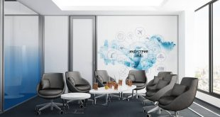 Meeting room, visualization for visas from