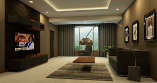 3D interior visualization with 3ds max Renderer: Corona