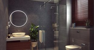 Bathroom design for Goa Resort!