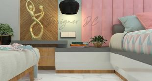 Dancing artifact .. Pastel color palette for a cozy master bedroom ... . .