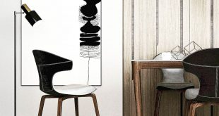 . Dining room 3d model set. . Table & chair set 11.