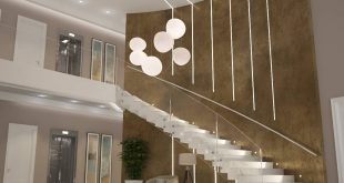 Entrance hall, project 2020 by DSC