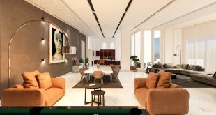 Modern and classic interior design House Safe Form Architecture Group