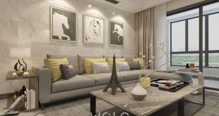 Modern living space with a sense of luxury. . . .