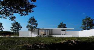 Project: White HOUSE Location: Spain  Visualization:  __________________________