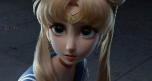 3D graphics by Yuheng Jiang Check out the artist for more great renderings and fo