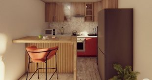 Tools for the proposal to design kitchen rooms: Revit + 3Ds Max + Lumion