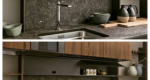 In a Stosa kitchen, many elements and details make the kitchen more functional