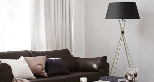 Main lamp in the black-white-brown interior. Do you like it? ⠀ Like