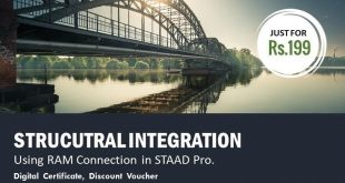 We invite you to receive information on STRUCTURAL INTEGRATION Conducted CADD CENTER  D.
