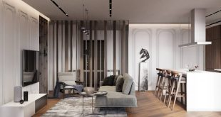 living room Design: Visualization: by me . . .